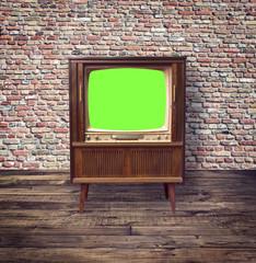 Fernseher Vintage