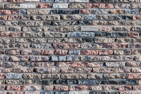 tiled stone texture of granite tiles seamless pattern background backdrop wallpaper