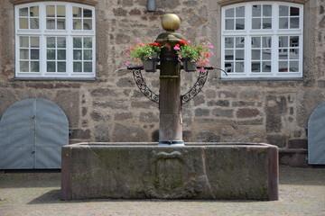 BRunnen in Witzenhausen