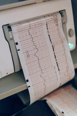 Fetal heart rate and contraction monitor