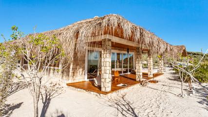 Luxury bungalow suite