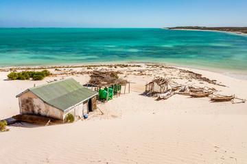 Malagasy fishing village