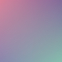 Gradient colorful abstract vector blur background for design