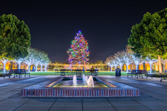 Christmas in Liberty Station