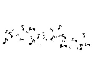 Music note Icon Vector ilustration
