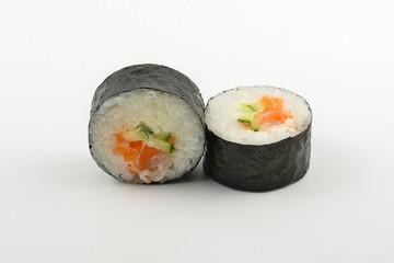 Printed kitchen splashbacks Sushi bar Japanese food