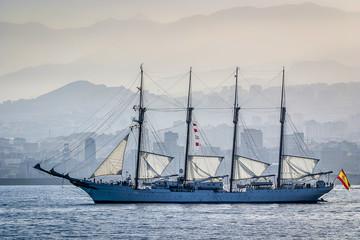Juan Sebastian Elcano Tall Ship
