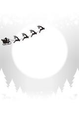 背景素材壁紙,メリークリスマス,カード,ツリー,デコレーション,飾り,装飾,光,積雪,夜景,キラキラ