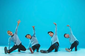 breakdancing T-SHIRT EAT Sleep Breakdance Kids Bambini Break Dance