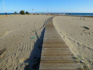 La playa de Torrenostra es una playa de arena del municipio de Torreblanca en la provincia de Castellón (España)