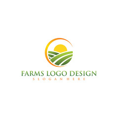 Frams Logo Design. Vector Illustrator Eps. 10