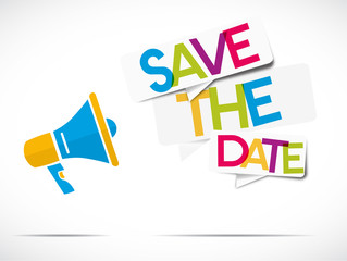 mégaphone : save the date