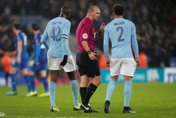 Carabao Cup Quarter Final - Leicester City vs Manchester City