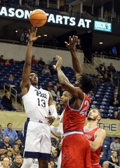 NCAA Basketball: Delaware State at Pittsburgh