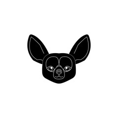 Welsh Corgi face icon. Popular Breed of dogs element icon. Premium quality graphic design icon. Dog Signs and symbols collection icon for websites, web design, mobile app