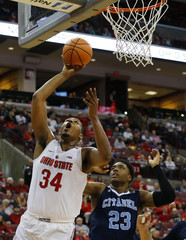 NCAA Basketball: Citadel at Ohio State