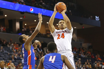 NCAA Basketball: Savannah State at Virginia