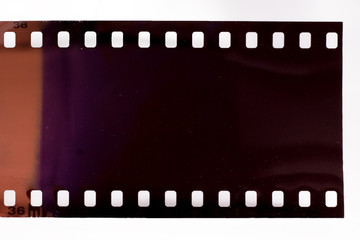 Isolated film.