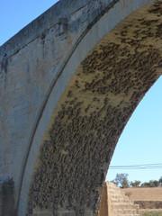 El Puente del Arzobispo. Pueblo de Toledo, en la comunidad autónoma de Castilla La Mancha (España). Esta localidad destaca por su cerámica,