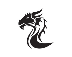 Dragon animals logo and symbols icons template app