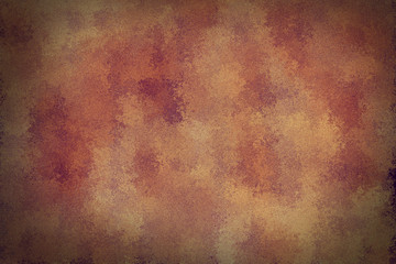 Smoky grunge dark brown blur background image