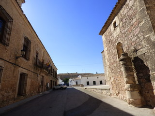 Villaescusa de Haro. Pueblo de Cuenca, en la comunidad autónoma de Castilla La Mancha (España)