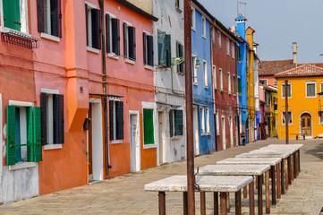 Die Bunten Häuser von Burano