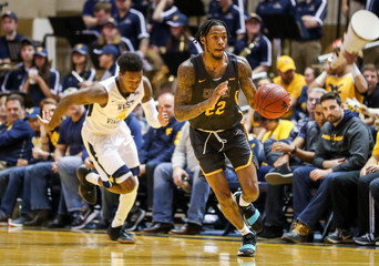 NCAA Basketball: Coppin State at West Virginia