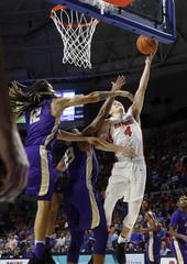NCAA Basketball: James Madison at Florida