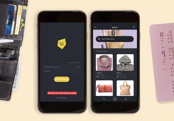Shopping-UI-Kit