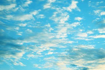 Sky clouds for background
