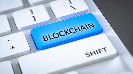 computer keyboard blockchain