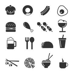 Food & Drink Icon Set