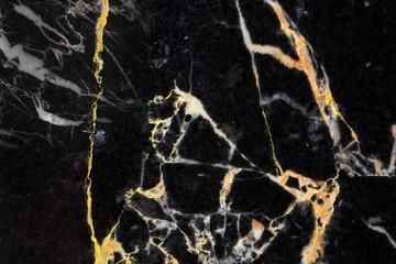 golden black marble texture pattern
