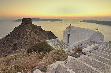 Caldera (Santorini - Grecia)