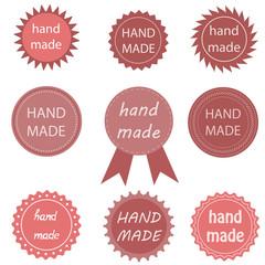 hand made sticker pack