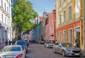 Tallinn City Altstadt