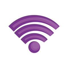 Wifi zone symbol