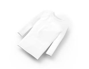 Three quarter sleeves shirt