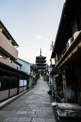 京都観光 八坂の塔