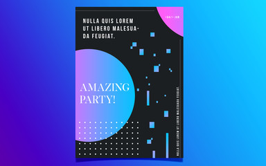 Amazing Party Poster