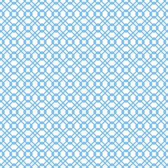 Geometric diamond shape seamless pattern. Can be used for textile, website background, book cover, packaging.