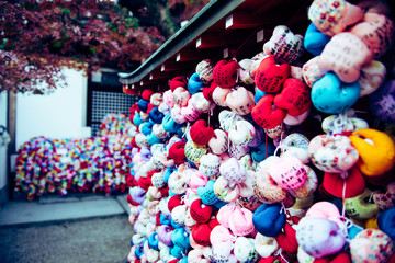 京都観光 八坂庚申堂