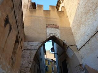 Castillo de Biar. Pueblo de la Comunidad Valenciana, España, situado en el interior de la provincia de Alicante, en la comarca del Alto Vinalopó