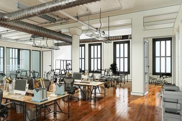 Bürofläche (Plan)