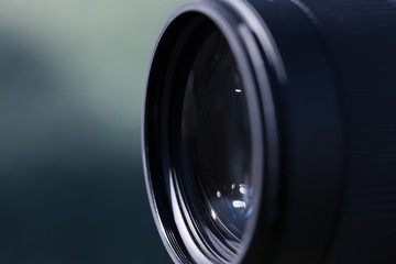 Front lens of a digital camera lens