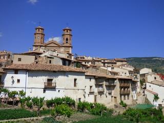 Villarluengo, localidad de Teruel (España) perteneciente a la comarca de Maestrazgo, Aragón