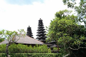 Temple Balinais Indonésie