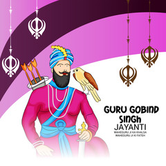 Guru Gobind Singh Jayanti.