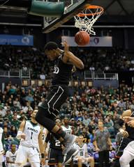 NCAA Basketball: Miami at Hawaii